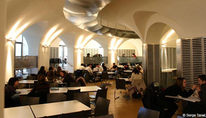 Cafeteria - Campus Berges du Rhône