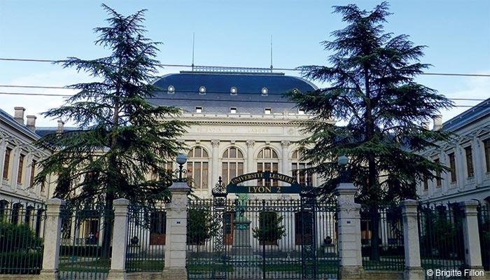 Université Lyon2 - Berges du Rhône