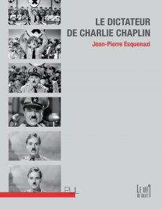 couverture livre Le Dictateur de Charlie Chaplin